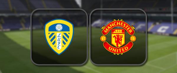 Лидс - Манчестер Юнайтед: Полный матч и Лучшие моменты