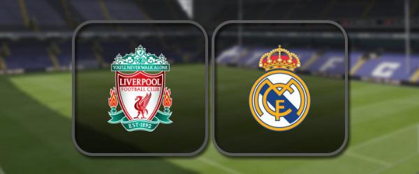 Ливерпуль - Реал Мадрид: Полный матч и Лучшие моменты