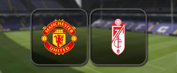 Манчестер Юнайтед - Гранада: Полный матч и Лучшие моменты