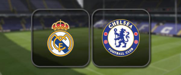 Реал Мадрид - Челси онлайн трансляция
