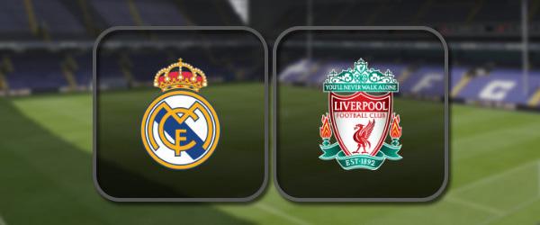 Реал Мадрид - Ливерпуль: Полный матч и Лучшие моменты
