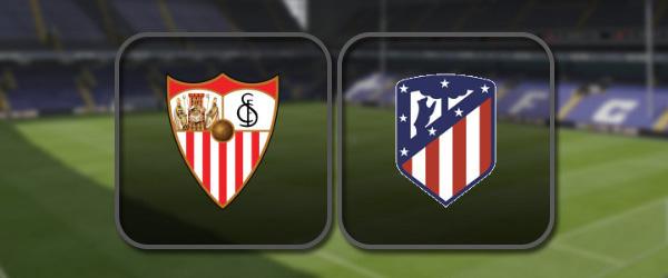 Севилья - Атлетико онлайн трансляция