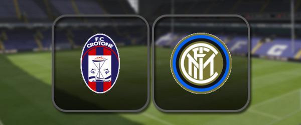 Кротоне - Интер: Полный матч и Лучшие моменты