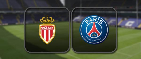 Монако - ПСЖ: Полный матч и Лучшие моменты