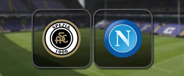 Специя - Наполи: Полный матч и Лучшие моменты