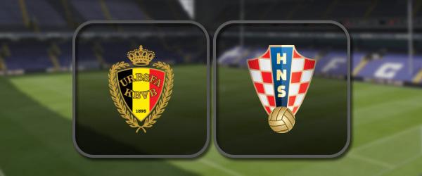 Бельгия - Хорватия: Полный матч и Лучшие моменты