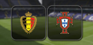 Бельгия - Португалия