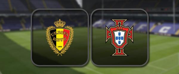 Бельгия - Португалия: Полный матч и Лучшие моменты
