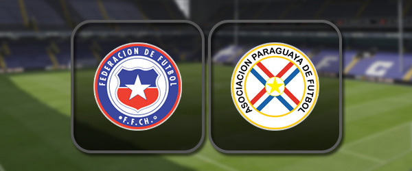 Чили - Парагвай: Лучшие моменты