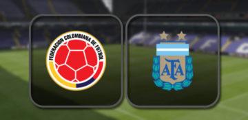 Колумбия - Аргентина