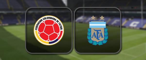 Колумбия - Аргентина: Лучшие моменты