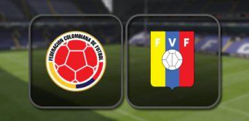 Колумбия - Венесуэла
