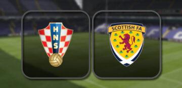 Хорватия - Шотландия