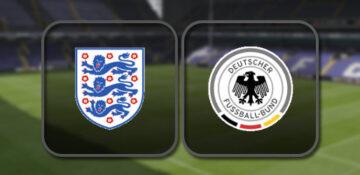 Англия - Германия