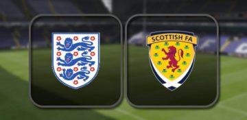 Англия - Шотландия