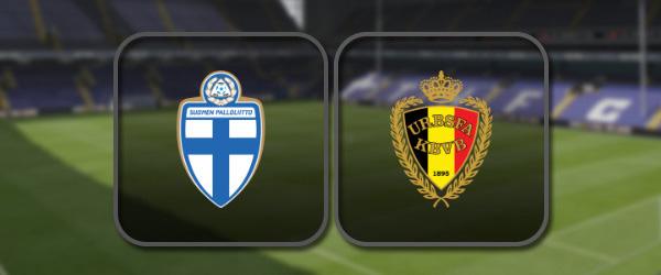 Финляндия - Бельгия: Полный матч и Лучшие моменты