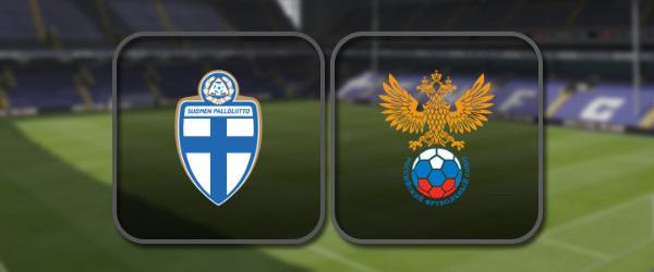 Финляндия - Россия: Полный матч и Лучшие моменты
