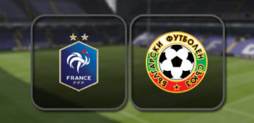 Франция - Болгария
