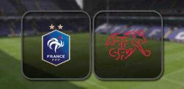 Франция - Швейцария