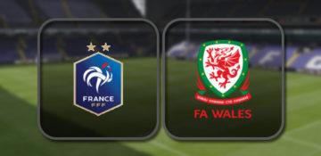 Франция - Уэльс