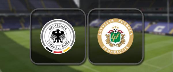 Германия - Латвия: Полный матч и Лучшие моменты
