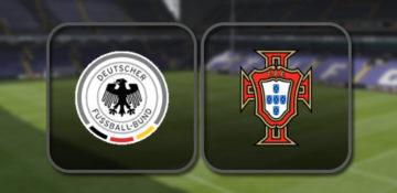 Германия U-21 - Португалия U-21