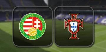 Венгрия - Португалия