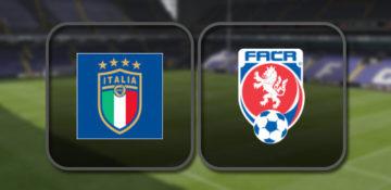 Италия - Чехия