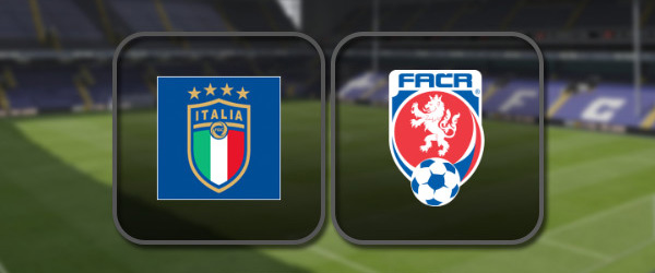 Италия - Чехия: Полный матч и Лучшие моменты
