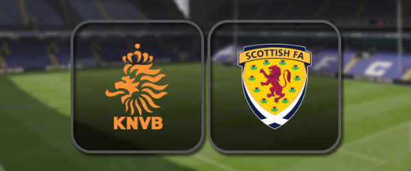 Нидерланды - Шотландия: Полный матч и Лучшие моменты