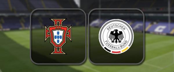 Португалия - Германия: Полный матч и Лучшие моменты