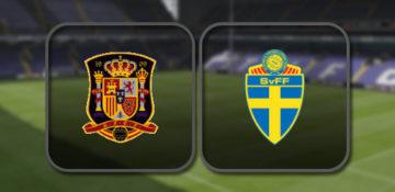Испания - Швеция
