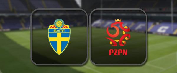 Швеция - Польша: Полный матч и Лучшие моменты