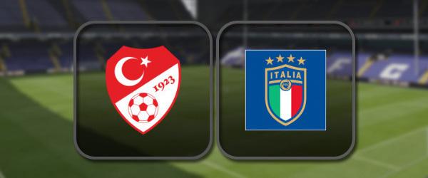 Турция - Италия: Полный матч и Лучшие моменты