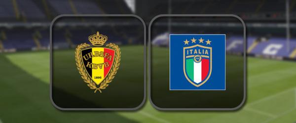 Италия - Бельгия: Полный матч и Лучшие моменты