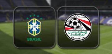 Бразилия - Египет