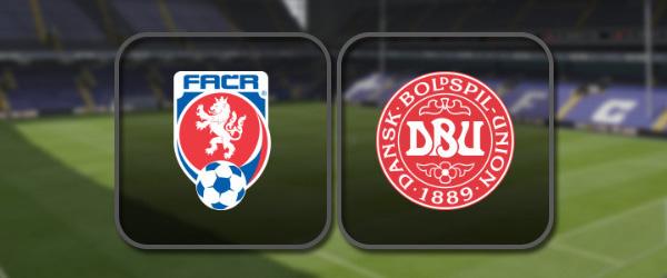 Чехия - Дания: Полный матч и Лучшие моменты