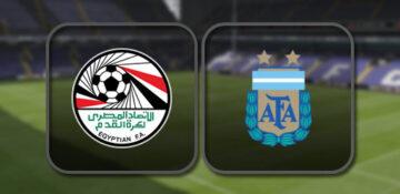 Египет - Аргентина