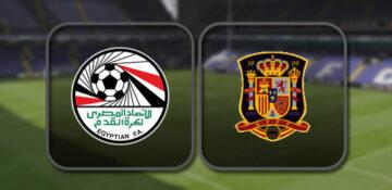 Египет - Испания