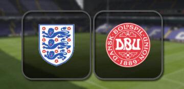 Англия - Дания