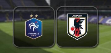 Франция - Япония