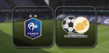 Франция - ЮАР