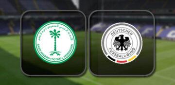 Саудовская Аравия - Германия
