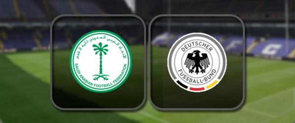 Саудовская Аравия - Германия: Полный матч и Лучшие моменты