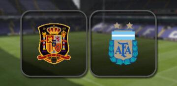 Испания - Аргентина