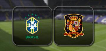 Бразилия - Испания