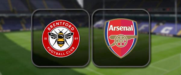 Брентфорд - Арсенал: Полный матч и Лучшие моменты
