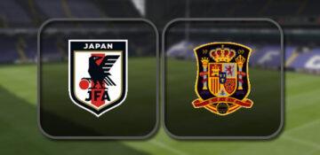 Япония - Испания