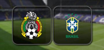 Мексика - Бразилия
