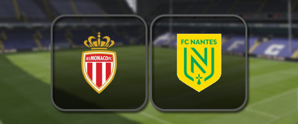 Монако - Нант онлайн трансляция